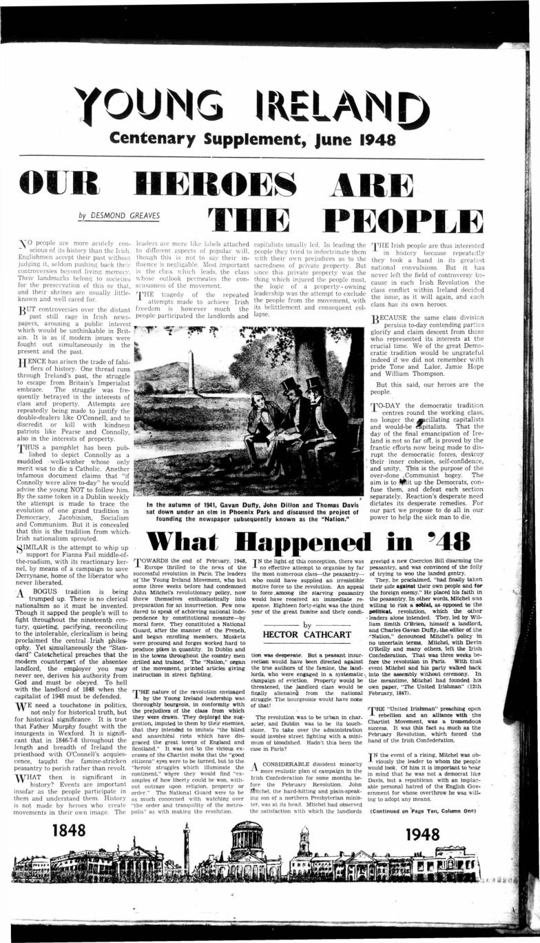 essays easter 1916